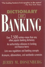 Dictionary of Banking